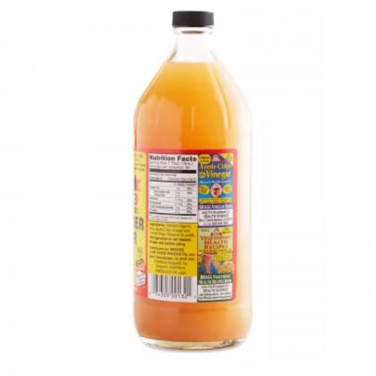 Bragg Organic Raw~ Unfiltered Apple Cider Vinegar 946ML