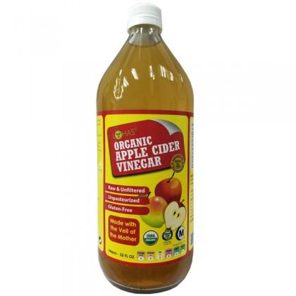 Lohas Organic Apple Cider Vinegar 946ML