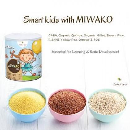 DALE & CECIL MIWAKO 700G *Guaranteed New Stock